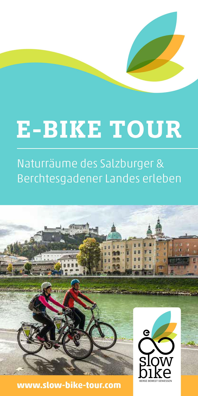 Slow Bike Broschüre 2019